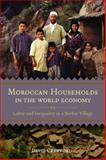 Moroccan Households in the World Economy : Labor and Inequality in a Berber Village, Crawford, David, 0807133728