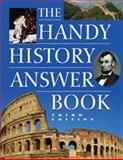 The Handy History Answer Book, David L. Hudson, 1578593727