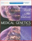 Medical Genetics : With STUDENT CONSULT Online Access, Jorde, Lynn B. and Carey, John C., 0323053734