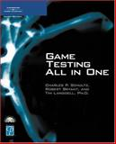Game Testing All in One, Boespflug, Koenig and Schultz, Charles P., 1592003737