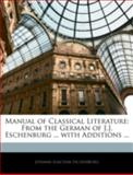 Manual of Classical Literature, Johann Joachim Eschenburg, 1144753732