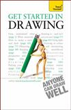 Get Started in Drawing, Robin Capon, 1444103733