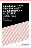 Finance and Financiers in European History 1880-1960, , 0521893739