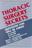 Thoracic Surgery Secrets, Karamanoukian, Hratch L. and Soltoski, Paulo R., 1560533730