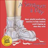 A Sentence a Day, Samantha Prust, 1877673730