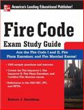 Fire Code Exam Study Guide, Davidson, Robert L., 0071493735