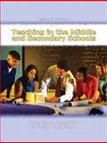 Teaching in the Middle and Secondary Schools, Richard D. Kellough and Jioanna Carjuzaa, 0131193732