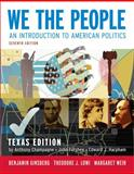 We the People : An Introduction to American Politics, Ginsberg, Benjamin and Lowi, Theodore J., 0393933733