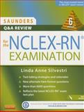 Saunders Q and a Review for the NCLEX-RN® Examination, Silvestri, Linda Anne, 1455753734