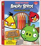 Learn to Draw Angry Birds Drawing Book and Kit, Creative Team at Walter Foster Publishing Staff, 1600583733
