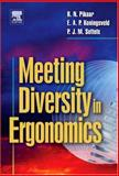 Meeting Diversity in Ergonomics, , 0080453732