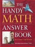 The Handy Math Answer Book, Patricia Barnes-Svarney and Thomas E. Svarney, 1578593735