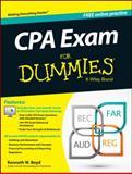 Cpa Exam for Dummies, Consumer Dummies Staff, 1118813731