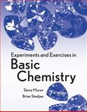 Experiments and Exercises in Basic Chemistry, Murov, Steven and Stedjee, Brian, 0470423730