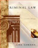 Criminal Law 9780534563738