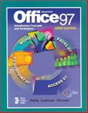 Microsoft Office 97 Introductory Concepts and Techniques Brief Edition, Shelly, Gary B. and Cashman, Thomas J., 0789543737