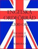 Engelska Ordforrad, Thomas Koziara, 1500563730