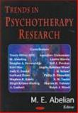 Trends in Psychotherapy Research, Abelian, M. E., 1594543739