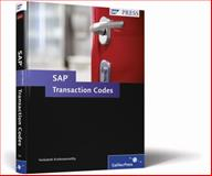 SAP Transaction Codes : Your Quick Reference to T-Codes in SAP ERP, Murray, Martin and Reynolds, Norman, 1592293743
