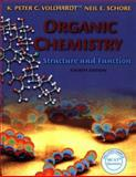 Organic Chemistry : Structure and Function, Vollhardt, K. Peter C. and Schore, Neil Eric, 0716743744