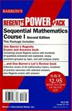 Barron's Regents Power Pack, Barron's Educational Editorial Staff, 0812083741