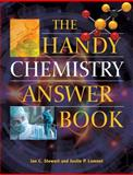 The Handy Chemistry Answer Book, Justin P. Lomont and Ian C. Stewart, 1578593743