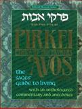 The Pirlei Avos Treasury - Ethics of the Fathers : The Sages Guide to Living with an Anthologized Commentary and Anecdotes, Lieber, M., 0899063748