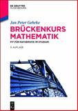 Brückenkurs Mathematik : Fit Für Mathematik Im Studium, Gehrke, Jan Peter, 3486763741