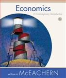 Economics : A Contemporary Introduction, McEachern, William A., 0538453745