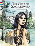 The Story of Sacajawea Coloring Book, Peter F. Copeland, 0486423743