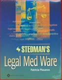 Stedman's Legal Med Ware, Stedman Staff and Pissanos, Patricia, 0781753740