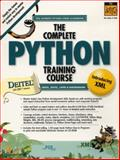 The Complete Python Training Course, Deitel, Harvey M. and Deitel, Paul J., 0130673749