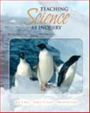 Teaching Science as Inquiry, Bass, Joel E. and Contant, Terry L., 0138143749