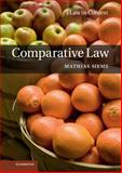 Comparative Law, Siems, Mathias, 110700375X