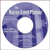 The Kaizen Event Planner : Achieving Rapid Improvement in Office, Service, and Technical Environments - Spanish CD ROM, Martin, Karen and Osterling, Mike, 1420083759