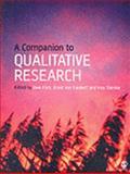 A Companion to Qualitative Research 9780761973751