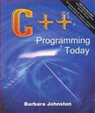 C++ Programming Today 9780130853752