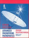 Advanced Engineering Mathematics, Student Solutions Manual, Kreyszig, Erwin, 0471333751