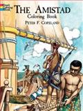 The Amistad Coloring Book, Peter F. Copeland, 0486423751