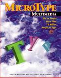 MicroType Multimedia : Individual Station, Windows, South-Western Educational Publishing Staff, 0538683759