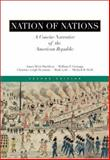Nation of Nations : A Concise Narrative of the American Republic, Davidson, James West and Gienapp, William E., 0073033758