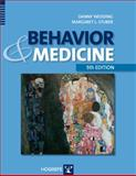Behavior and Medicine, Danny Wedding, Margaret L. Stuber, 0889373752