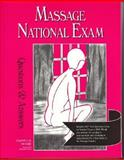 Massage National Exam Questions and Answers, Daphna R. Moore, 1892693755