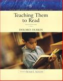 Teaching Them to Read (Allyn and Bacon Classics Edition), MyLabSchool Edition, Durkin, Dolores, 0205463754