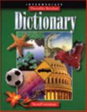 Thorndike Barnhart Intermediate Dictionary, Scott Foresman, 0673123758