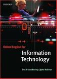 English for Information Technology, Eric H. Glendinning and John McEwan, 0194573753