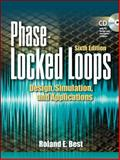 Phase-Locked Loops : Design, Simulation, and Applications, Best, Roland E., 0071493751