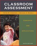 Classroom Assessment, Airasian, Peter W. and Russell, Michael, 0073403768