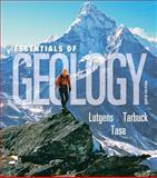 Essentials of Geology, Lutgens, Frederick and Tarbuck, Edward, 0136003761