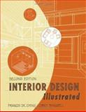 Interior Design Illustrated, Ching, Francis D. K. and Binggeli, Corky, 0471473766